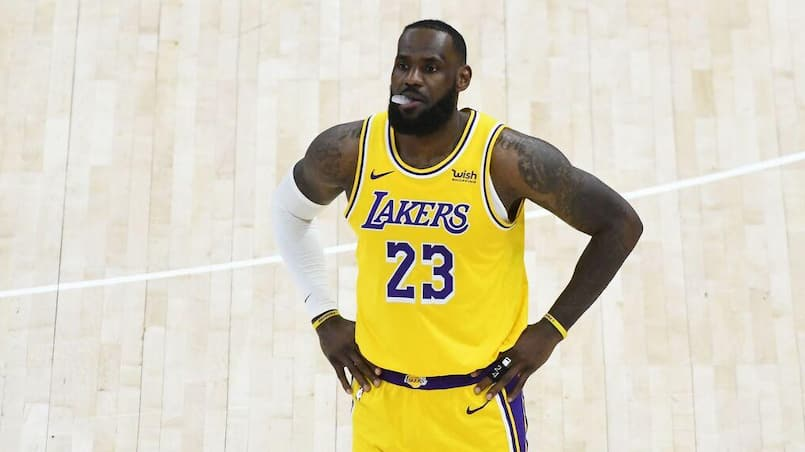 LeBron James de retour contre les Raptors?