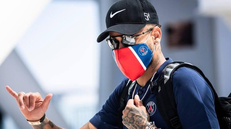 Neymar est guéri