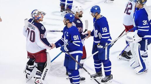 Les Leafs gardent espoir