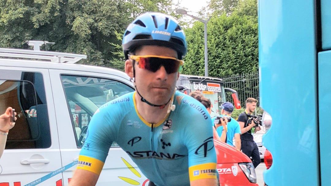 Hugo Houle Jour 1 Tour de France 2019