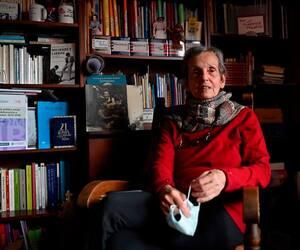 L'activiste féministe Florence Thomas.