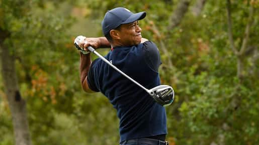 Tiger Woods reste loin derrière