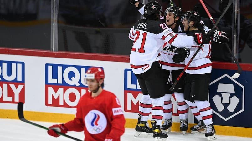 Mondial : le Canada cause la surprise en quart de finale