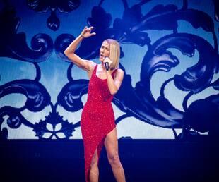 Image principale de l'article Céline Dion chantera pour les infirmières