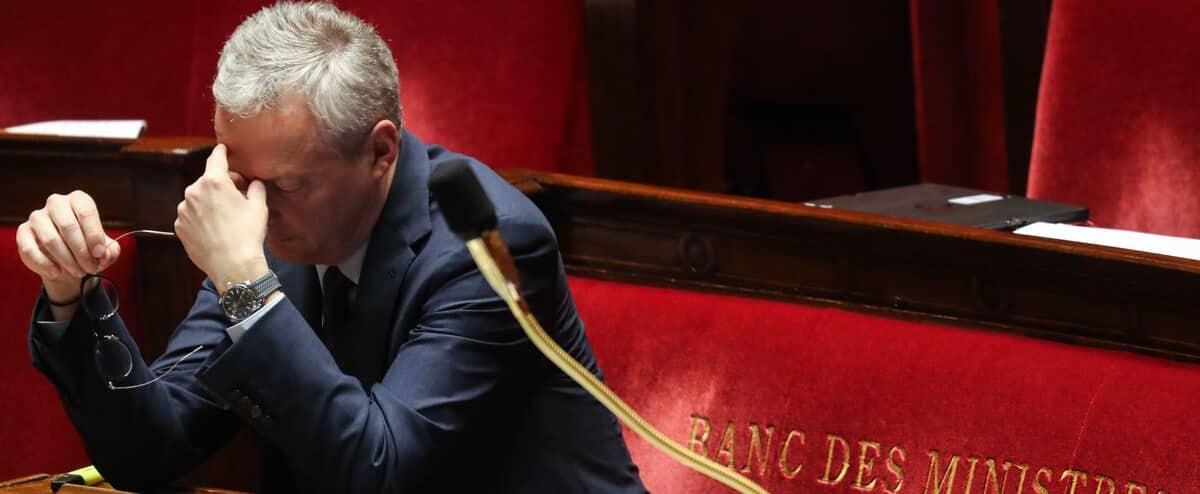 France : l'État apportera les moyens financiers pour éviter le « naufrage » de l'économie