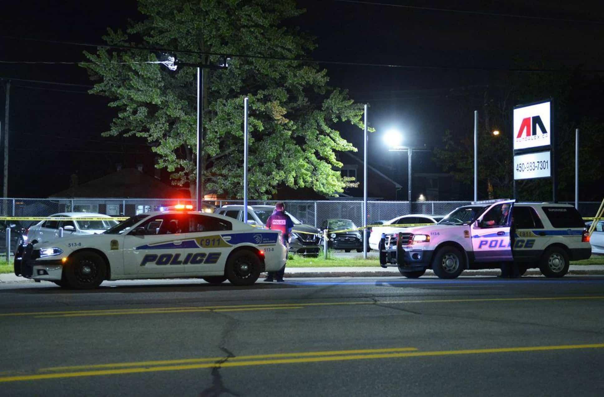 Saint-Eustache : des adolescents arrêtés pour le vol de voitures de luxe
