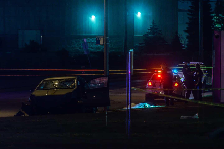 Accident mortel: la police de Laval cherche un «témoin important»
