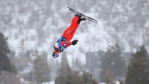 Ski acrobatique: de grandes attentes pour les sauteurs du Québec