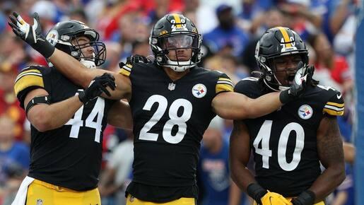 Les Steelers causent une surprise!