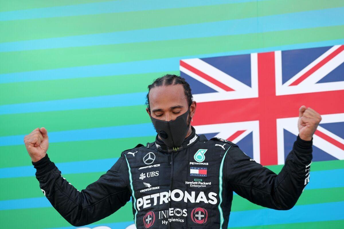 Hamilton le plus rapide avant les qualifications — GP de Belgique