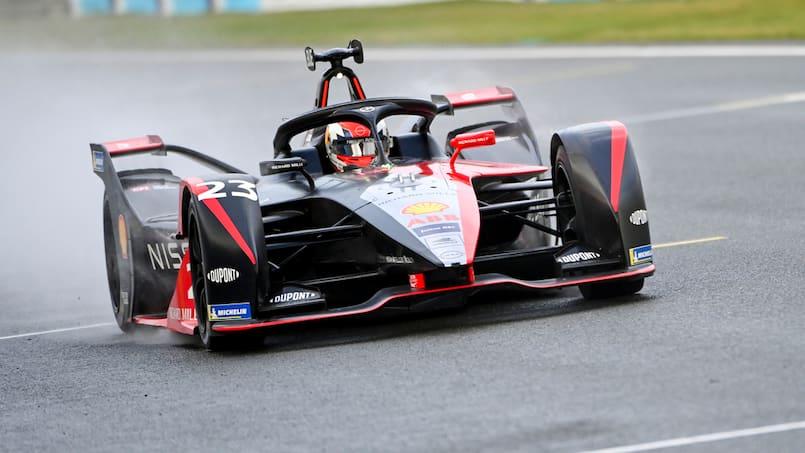 L'E-Prix de Monaco, un point tournant pour Nissan e.dams