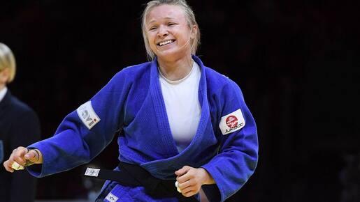 JO: Jessica Klimkait marque l'histoire du judo canadien avec le bronze