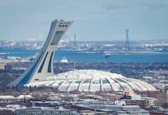 Le Parc olympique prêt à ouvrir grands ses portes aux Alouettes