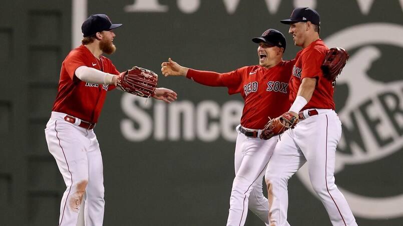 Les Red Sox éliminent les Yankees