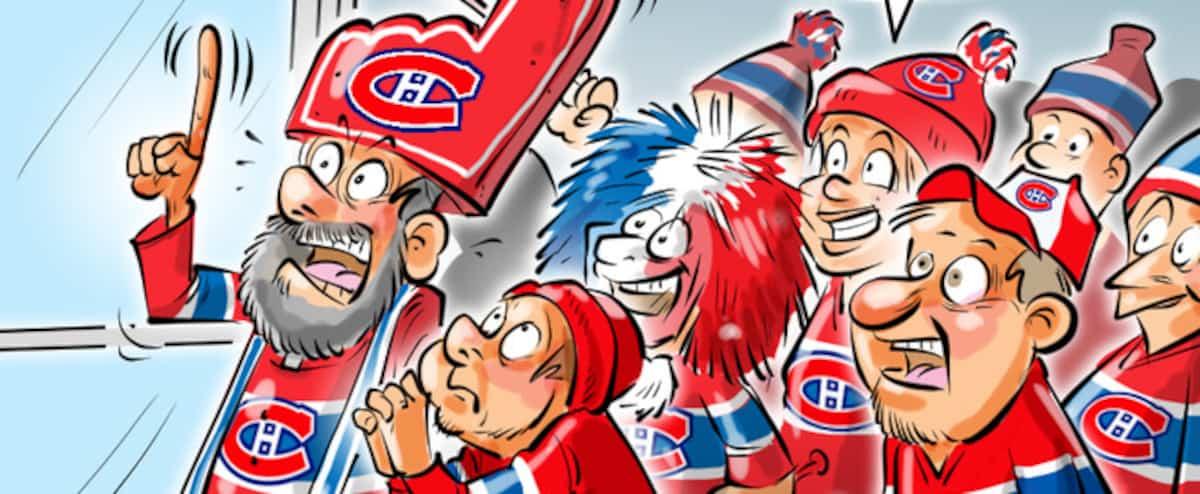 La caricature d'Ygreck   Le Journal de Montréal