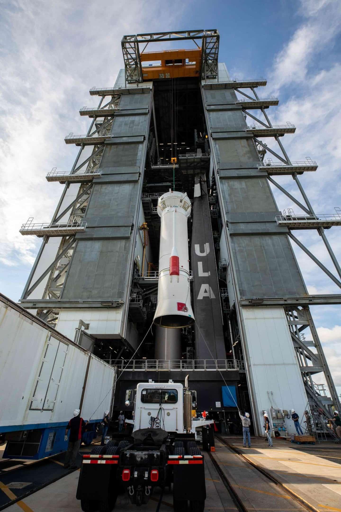 La NASA s'apprête à lancer Lucy, une mission de 12 ans vers les astéroïdes de Jupiter