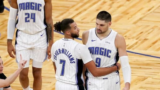 Le Magic s'impose face aux Knicks