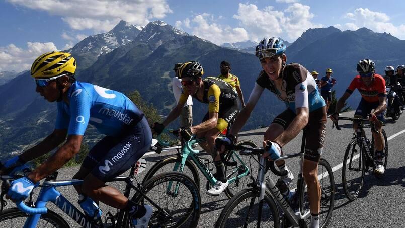 Cyclisme: la menace sur le Tour de France fait craindre une catastrophe