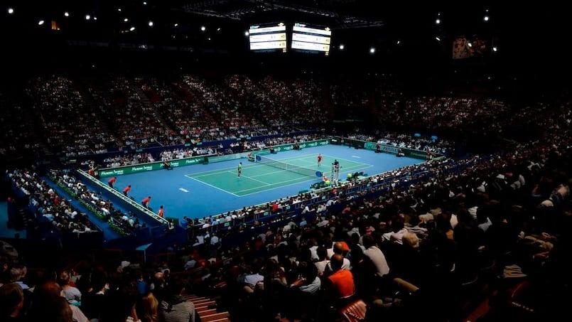 Le tournoi Masters de Paris maintenu, mais à huis clos