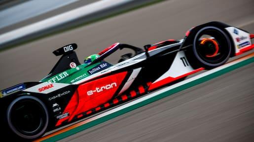 Formule E : Doublé Audi à Puebla