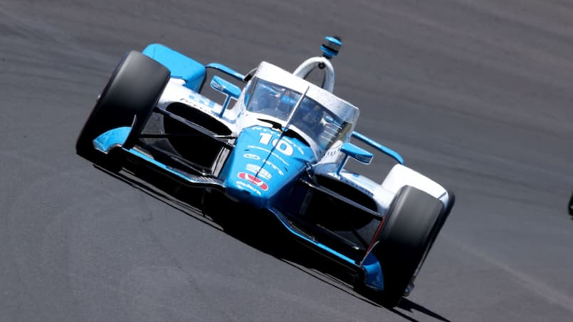 IRL-MOT-SPO-105TH-RUNNING-OF-THE-INDIANAPOLIS-500