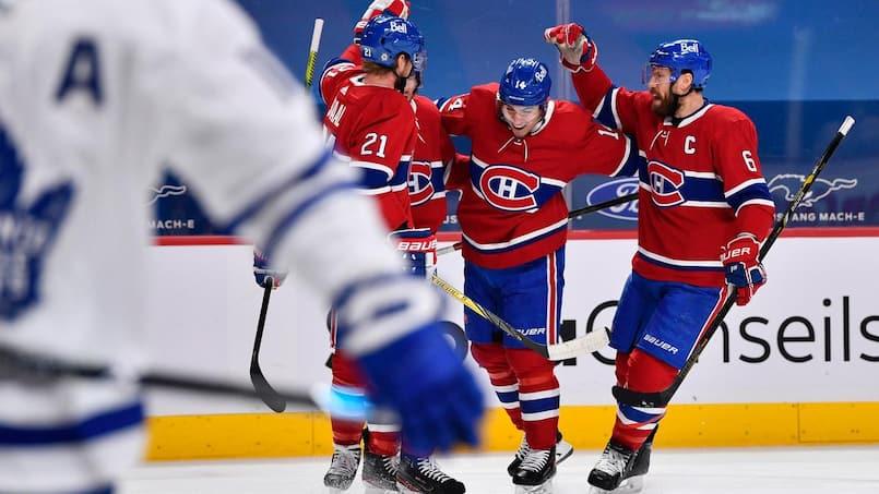 Un CH inspiré freine les Maple Leafs