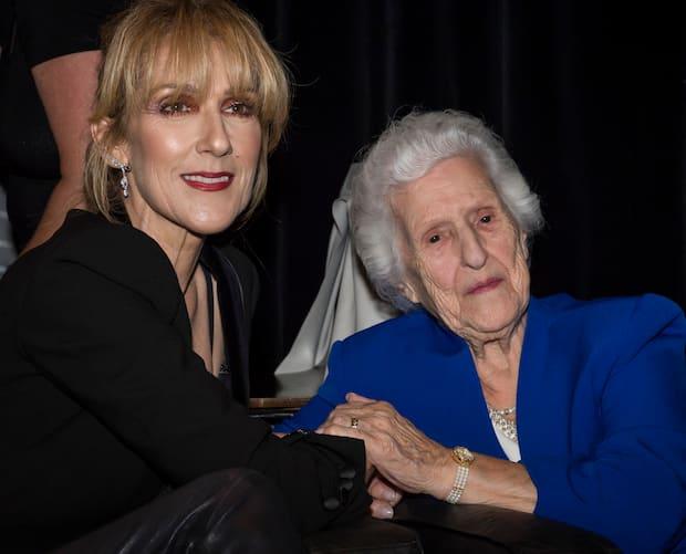 Image principale de l'article Céline Dion rend un hommage touchant à sa maman