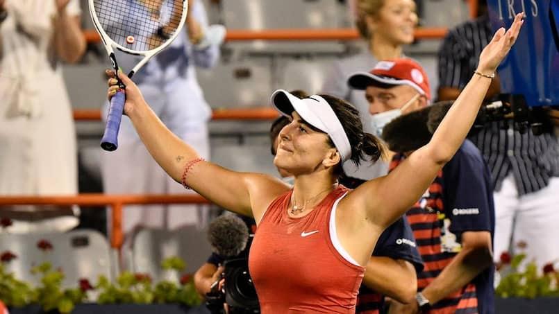 Bianca Andreescu réussit sa rentrée montréalaise