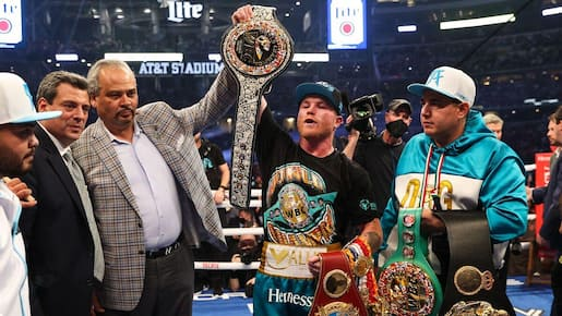 «Canelo» Alvarez en quête d'une autre ceinture?