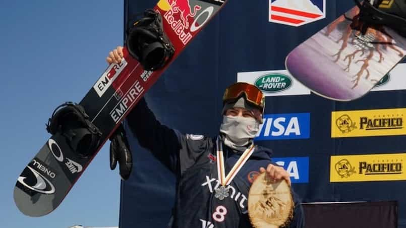 Sébastien Toutant vice-champion du monde au Slopestyle