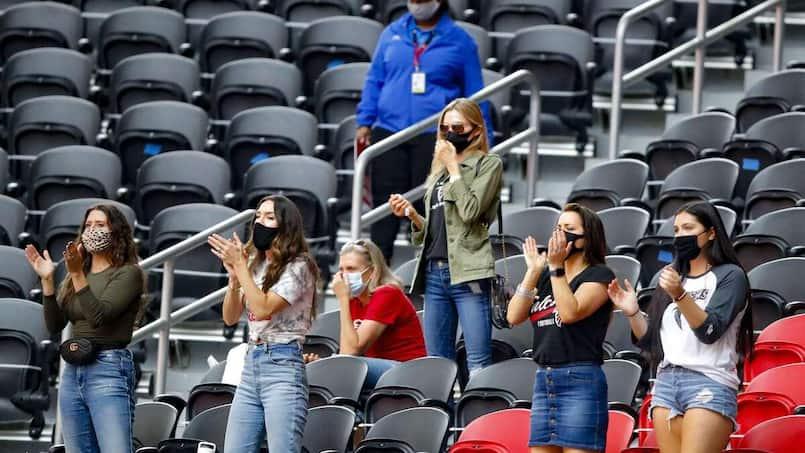Des drones pour nettoyer les stades