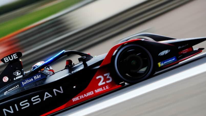 FE: Nissan e.dams visera le podium chaque course