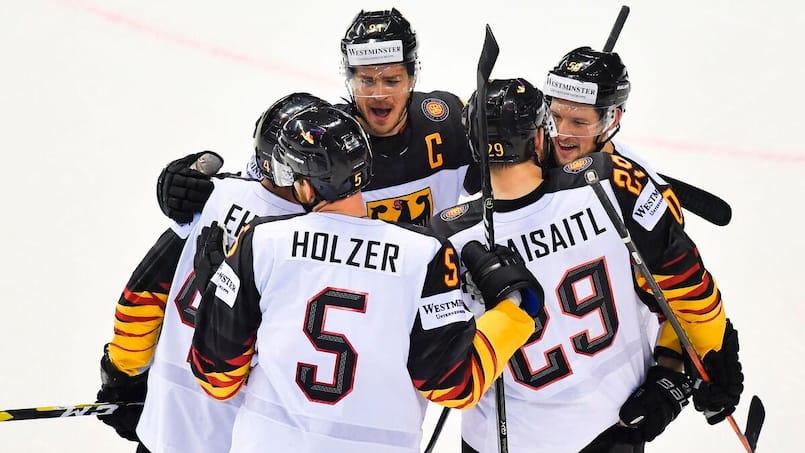 Le hockey allemand: une refonte du programme qui a tout changé