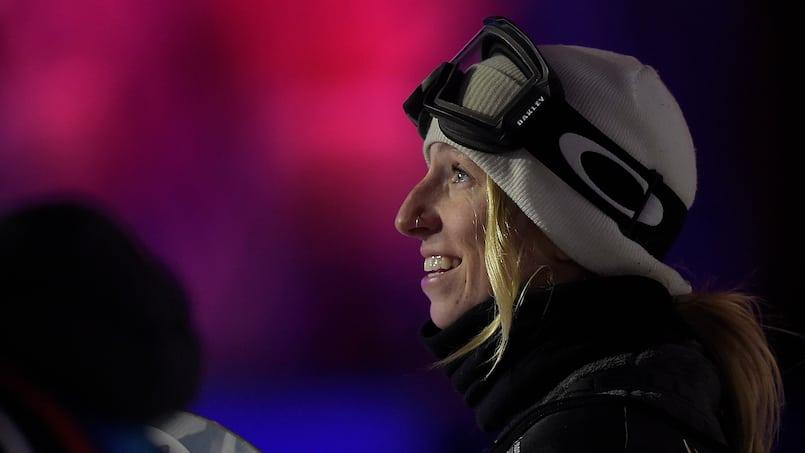 Laurie Blouin, de remplaçante à médaillée d'argent en slopestyle
