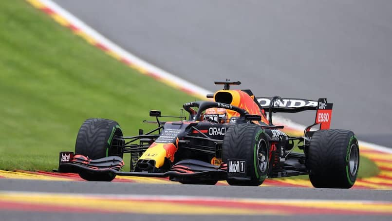 F1: Verstappen devant en Belgique