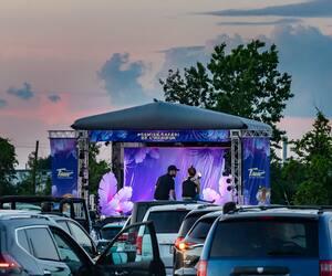 Le Festival d'humour au volant (FAUV) a été présenté en juillet à Montréal et à Drummondville.