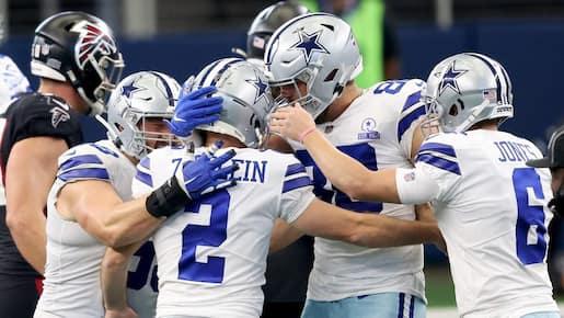 Remontée épique des Cowboys