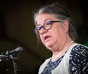 La ministre du Revenu national Diane Lebouthillier.