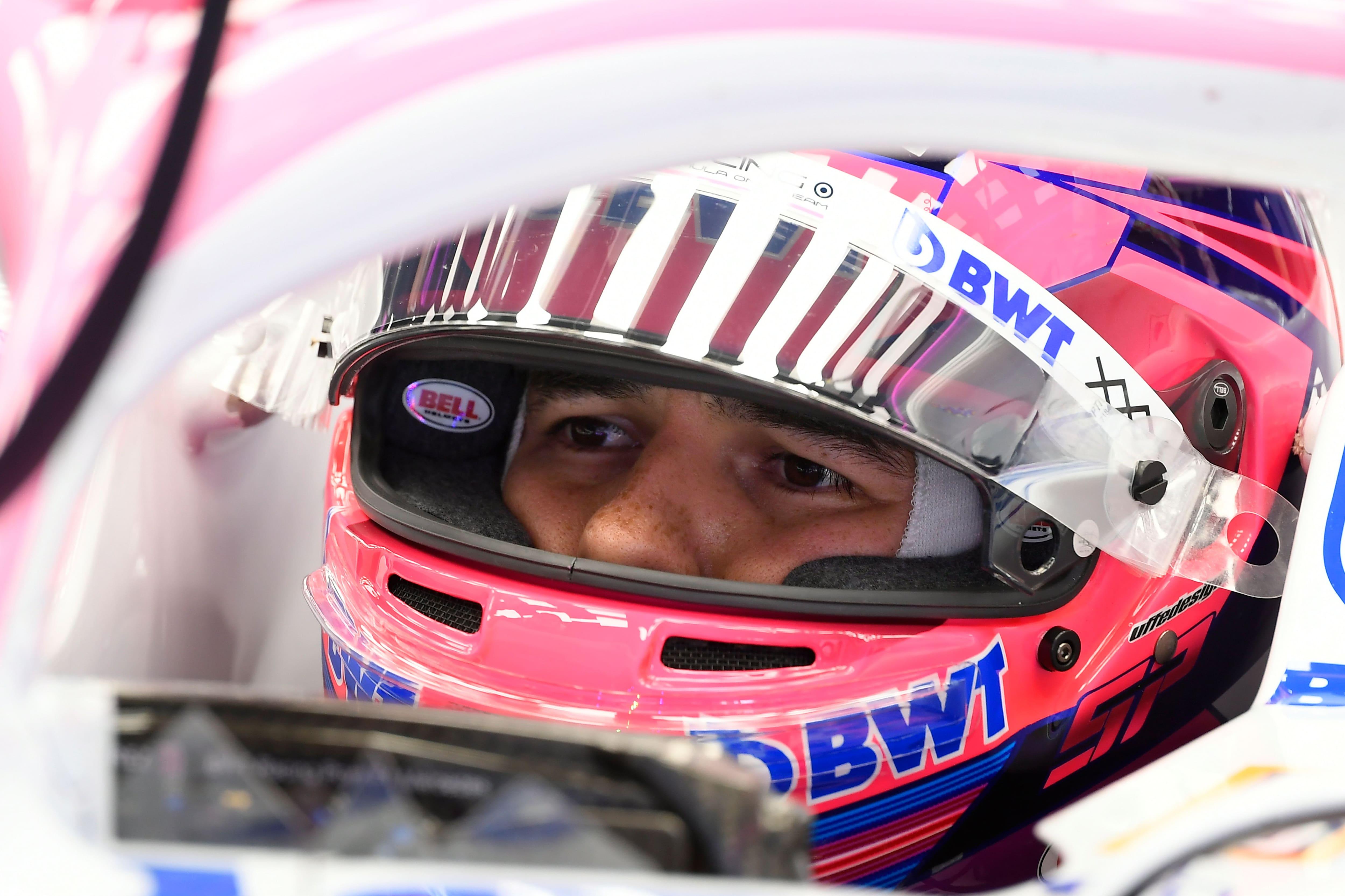 F1: Sergio Perez autorisé à participer au GP d'Espagne