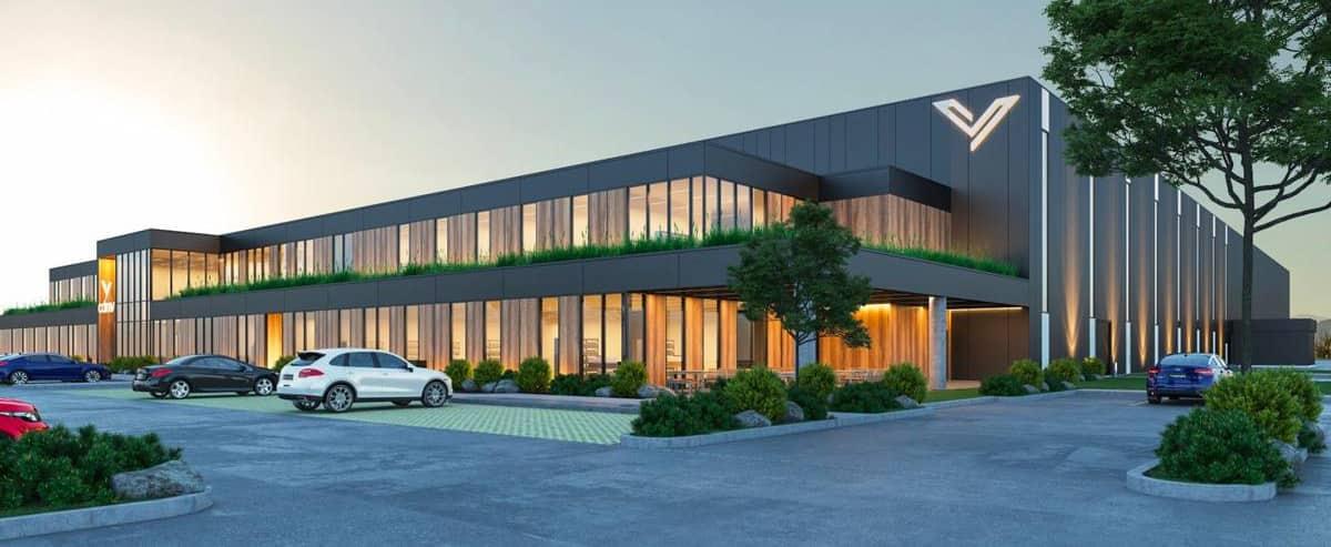 Un projet de 30 millions $ pour le nouveau centre de distribution de CDMV