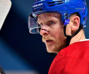 L'attaquant du Canadien Corey Perry