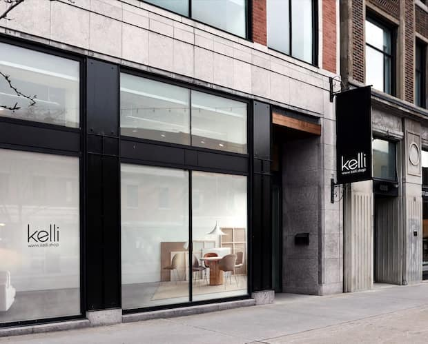 Image principale de l'article Une nouvelle boutique de meubles et déco à MTL