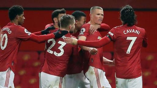 Angleterre: Manchester United ralenti par Everton, Arsenal déchante