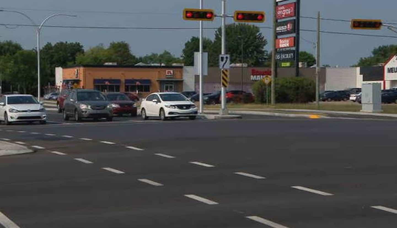 Trois-Rivières: nouveaux aménagements routiers critiqués