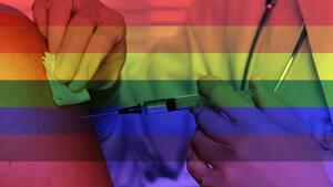 Image principale de l'article Il dit que le vaccin les rendra homosexuels