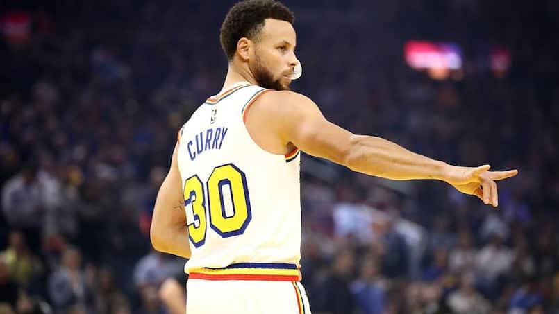 Faux départ pour Curry et les Warriors