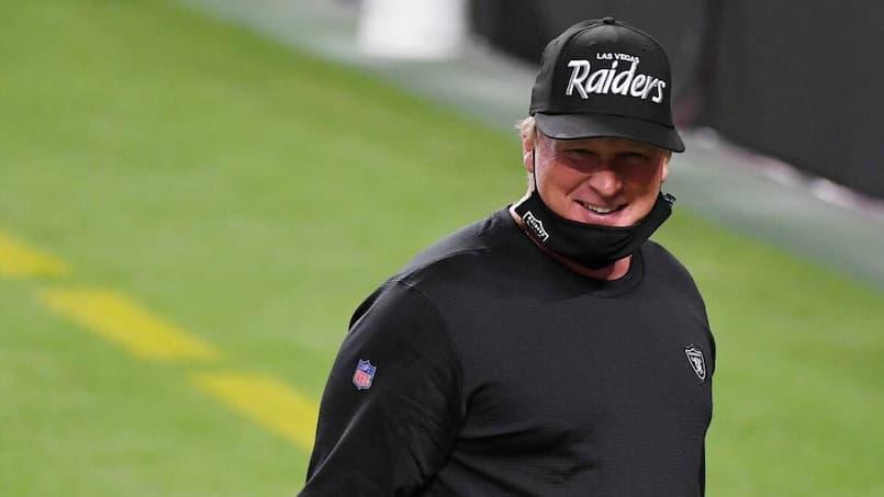 Une autre violation du protocole pour les Raiders?