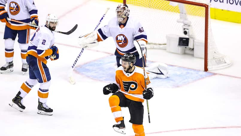 HKN-HKO-SPO-NEW-YORK-ISLANDERS-V-PHILADELPHIA-FLYERS---GAME-FIVE
