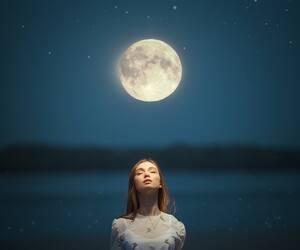 Image principale de l'article La pleine lune du 23 juillet