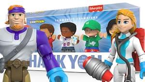Image principale de l'article Des jouets honorent les travailleurs essentiels